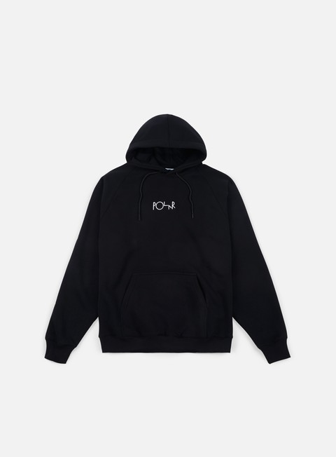 felpe polar skate american hoodie black