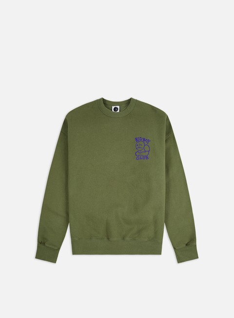 Polar Skate Big Boy Club Crewneck