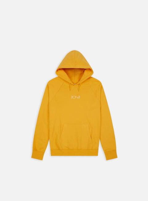 felpe polar skate defaul hoodie yellow