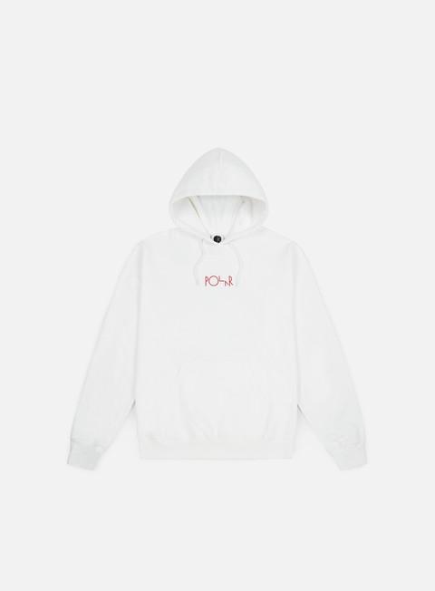 Hooded Sweatshirts Polar Skate Lambo Life Fill Logo Hoodie