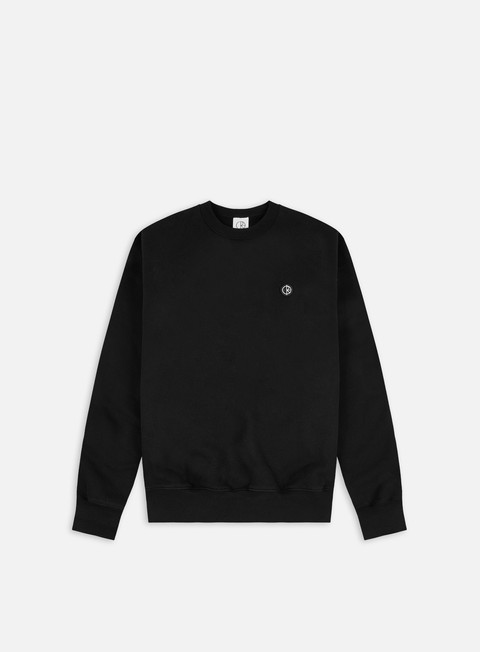 Felpe Girocollo Polar Skate Patch Crewneck