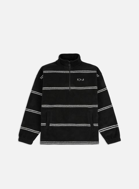 Polar Skate Stripe Fleece Pullover 2.0 Sweatshirt