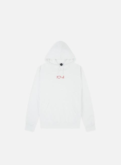 Hooded Sweatshirts Polar Skate TK Fill Logo Hoodie