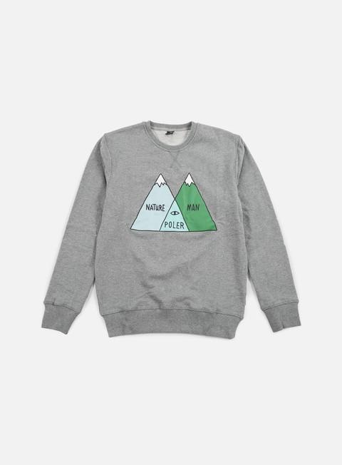 Crewneck Sweatshirts Poler Venn Crewneck