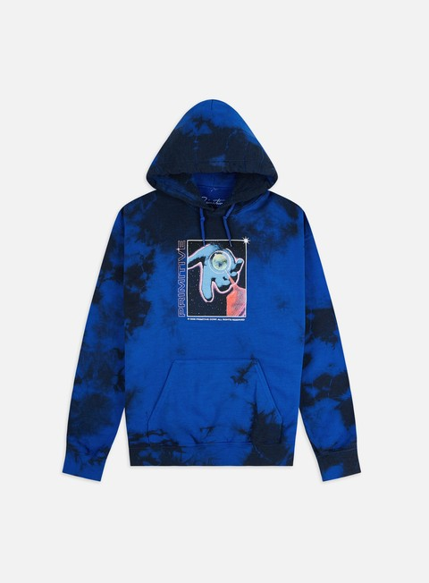 Primitive Connections Washed Hoodie