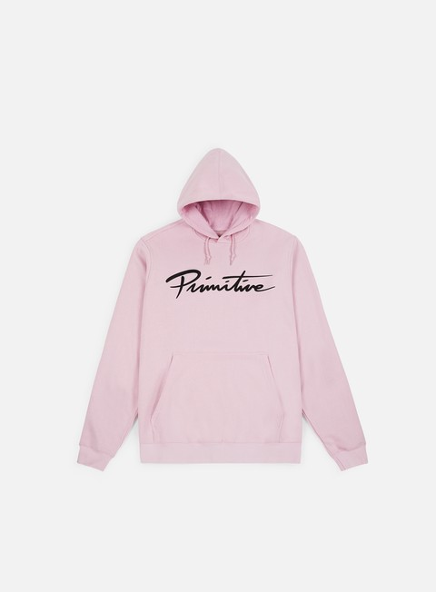 Sale Outlet Hooded Sweatshirts Primitive Nuevo Script Hoodie