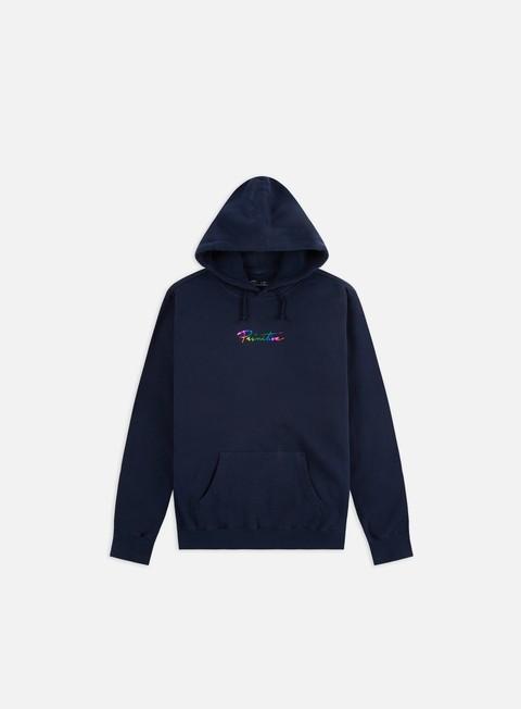 Logo Sweatshirts Primitive Nuevo Spectrum Hoodie
