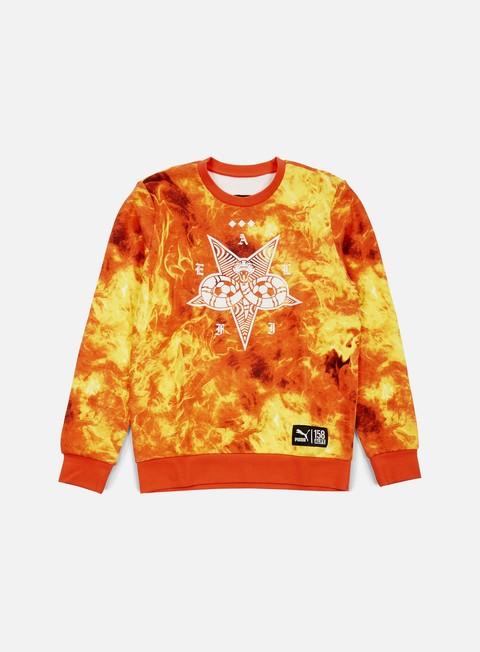 Crewneck Sweatshirts Puma Alife Soccer Crewneck