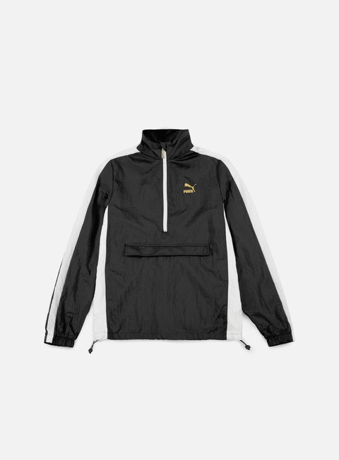 felpe puma b boy track jacket puma black white