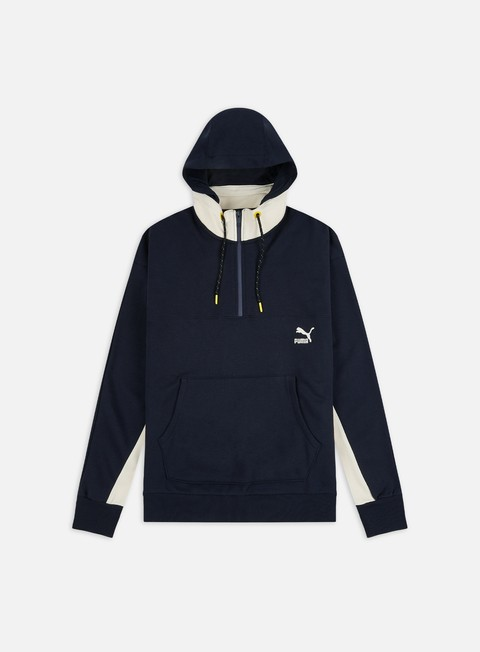 Outlet e Saldi Felpe con Zip Puma Central Saint Martins Half Zip Hoodie