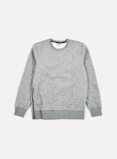 felpe puma evo core crewneck medium grey heather