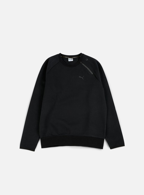 Sale Outlet Crewneck Sweatshirts Puma Evo Core Crewneck