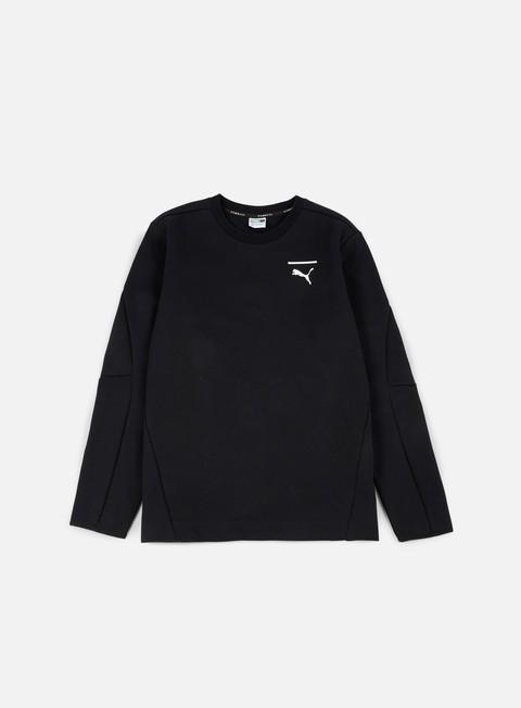 Sale Outlet Crewneck Sweatshirts Puma Evo Core Crewneck