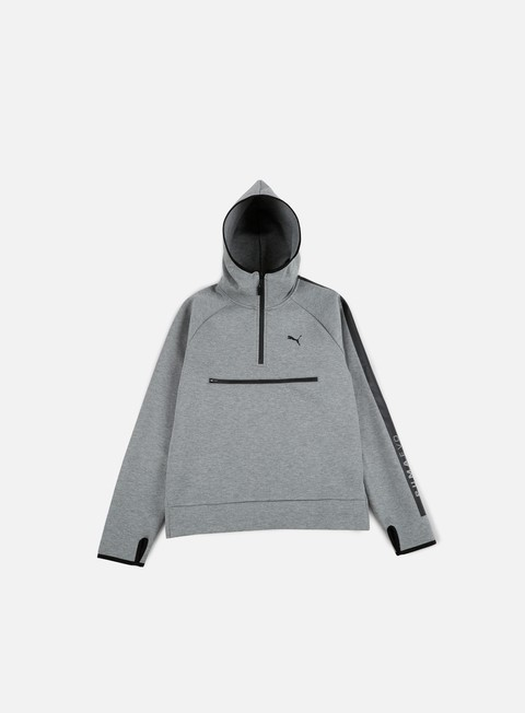 Hooded Sweatshirts Puma Evo Core Savannah
