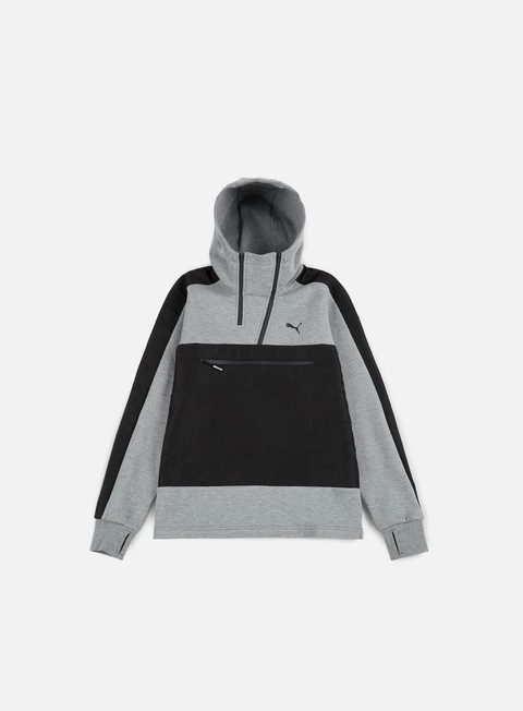 Hooded Sweatshirts Puma Evo Savannah