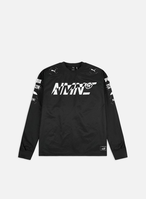 Puma NEMEN Racing Tech Crewneck