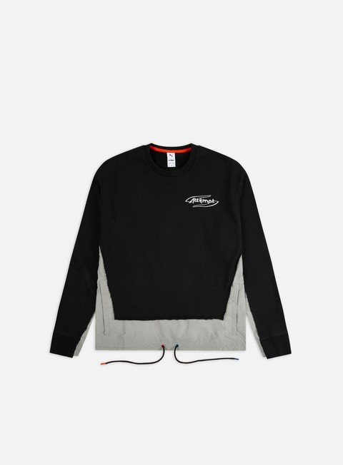 Outlet e Saldi Felpe Logo Puma Puma x Attempt Crewneck