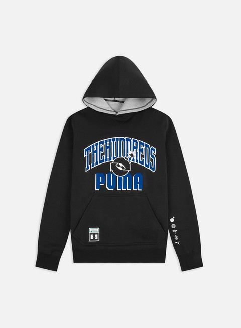 Puma Puma x The Hundreds Reversible Hoodie