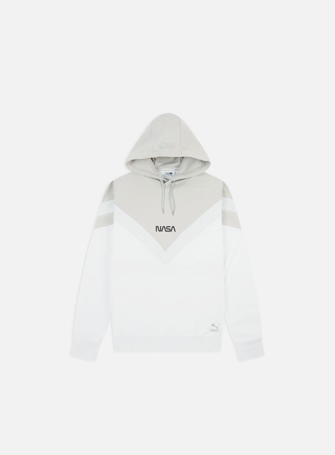 Hooded Sweatshirts Puma Space Agency Hoodie