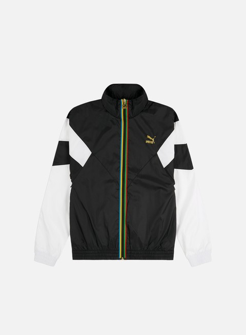 Outlet e Saldi Felpe con Zip Puma TFS Worldhood Track Top