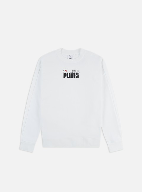 WMNS Puma x Hello Kitty Crewneck