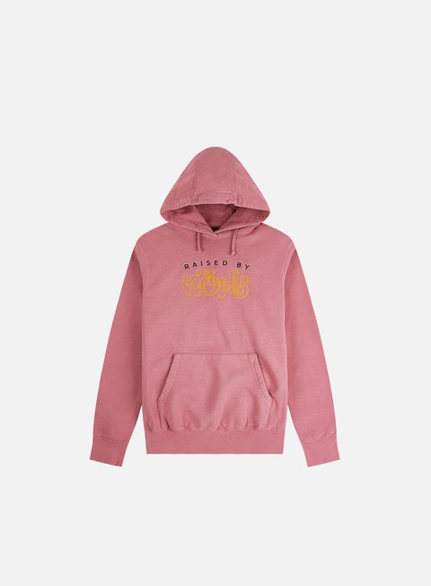 Outlet e Saldi Felpe Logo Raised by Wolves Menthol Hoodie
