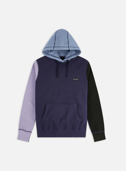 Felpe con Cappuccio Raised by Wolves Mixed Hoodie