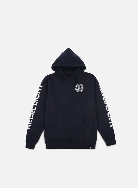 felpe rebel 8 blotch hoodie navy
