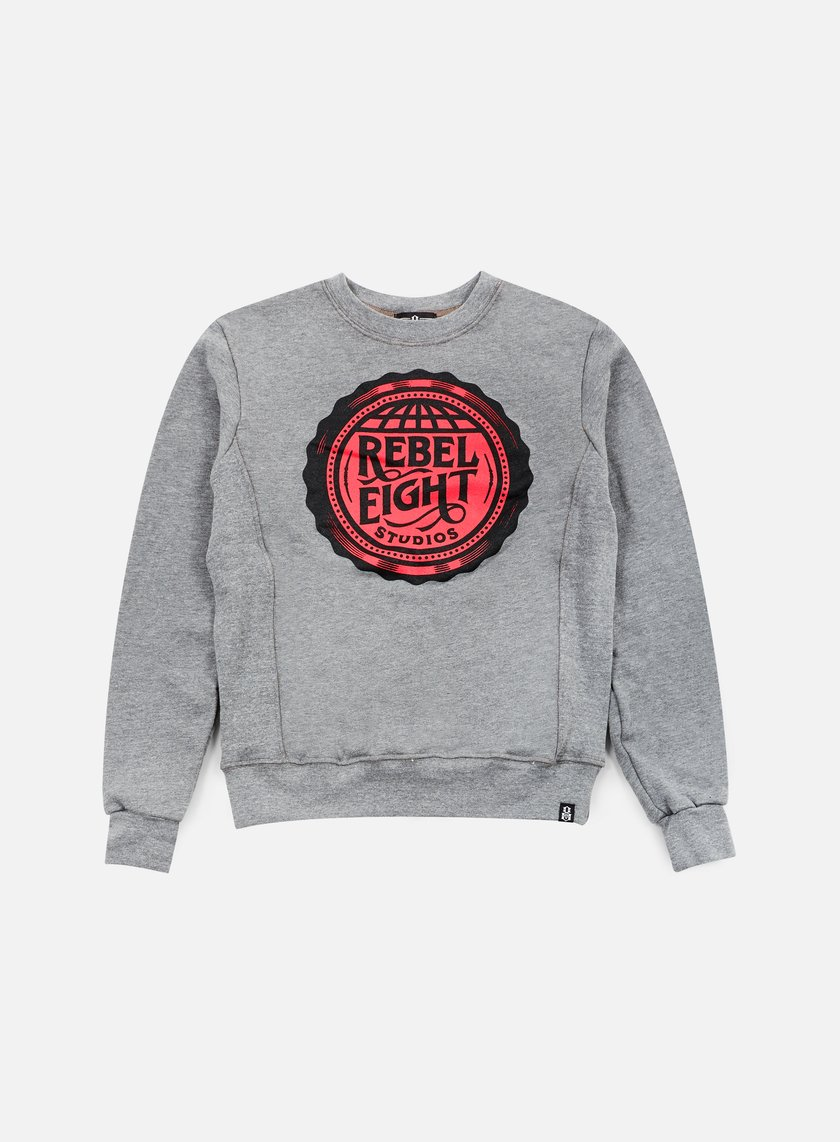 Rebel 8 WMNS Rebel Eight Studios Crewneck