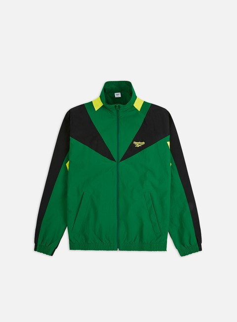 Reebok Classic International Sport Twin Vector Track Top