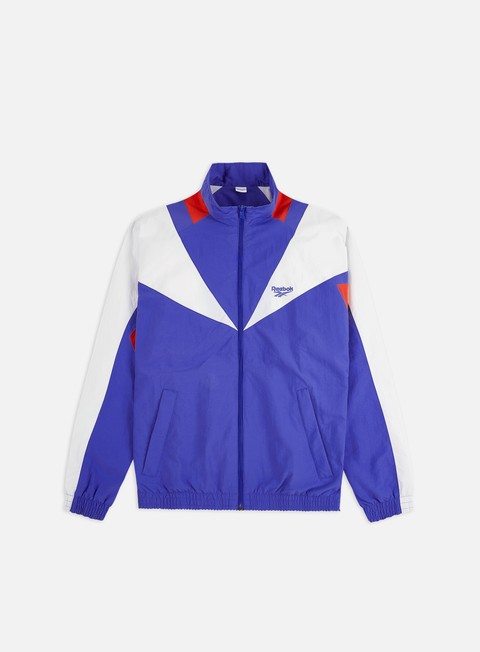 Outlet e Saldi Track Top Reebok Classic International Sport Twin Vector Track Top