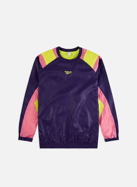 Sale Outlet Crewneck Sweatshirts Reebok Classic Twin Vector Crewneck