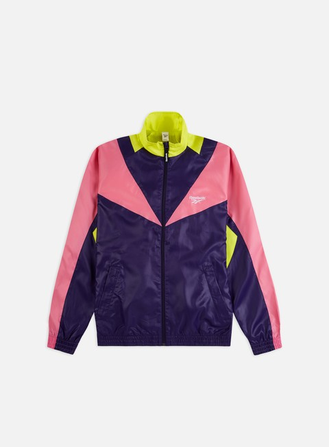 Sale Outlet Track Top Reebok Classic Twin Vector Track Top