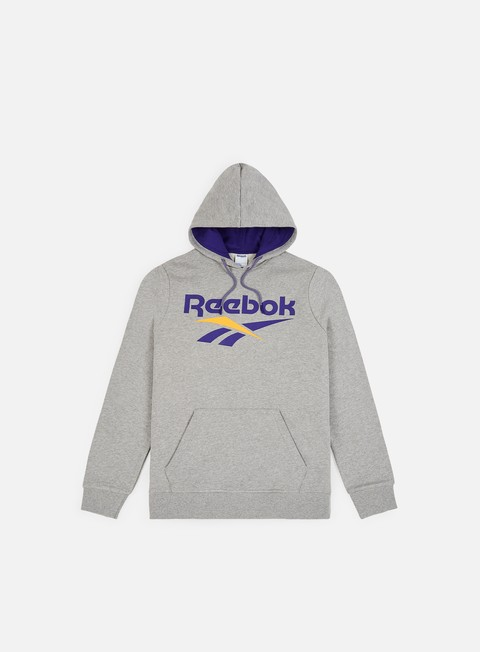 Hooded Sweatshirts Reebok Classic Vector Hoodie