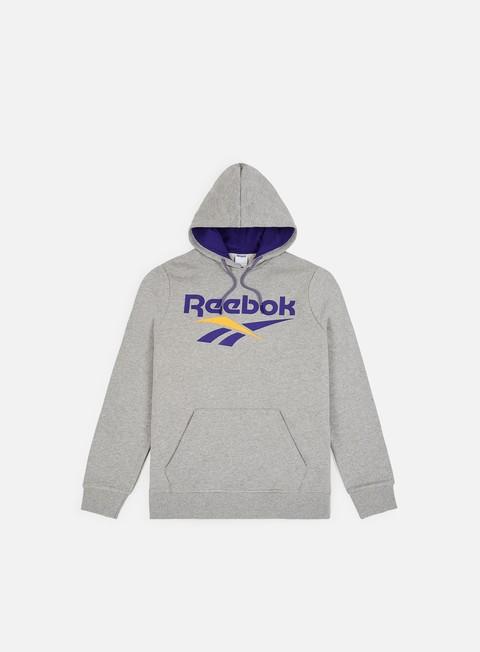 Logo Sweatshirts Reebok Classic Vector Hoodie