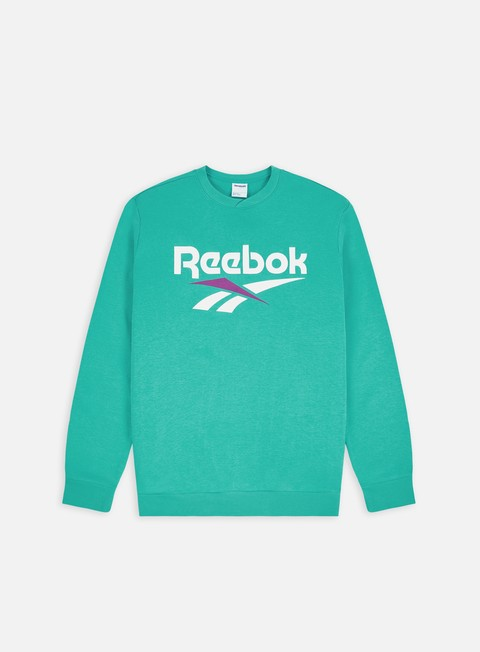 Sale Outlet Crewneck Sweatshirts Reebok Classic Vector Jumper Crewnwck
