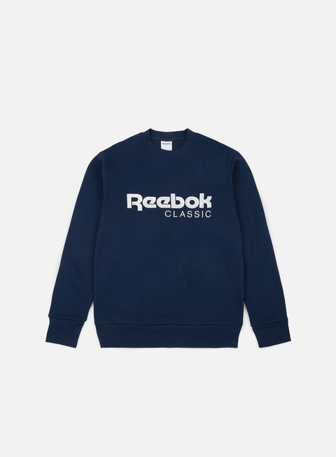 Crewneck Sweatshirts Reebok EF Reebok Crewneck