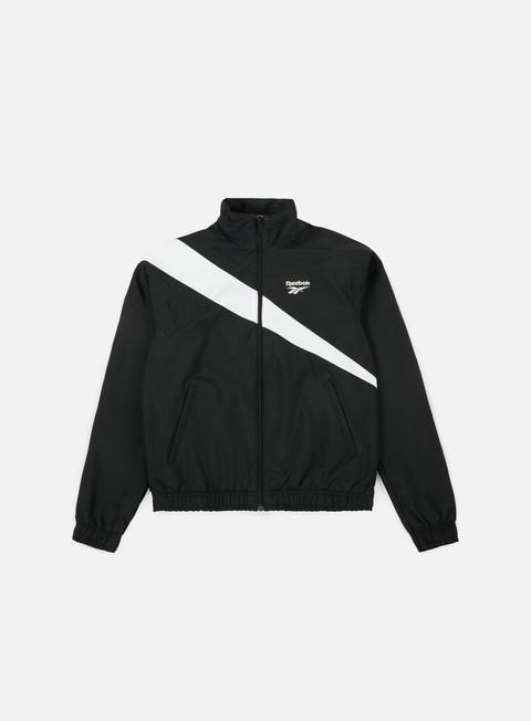 Zip Sweatshirts Reebok LF Track Top