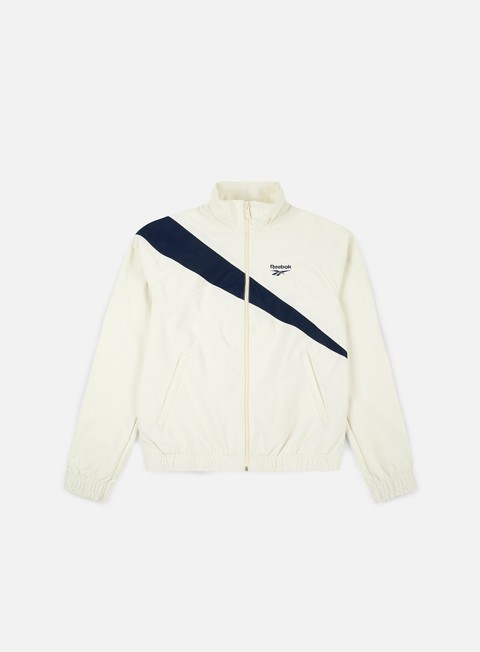 felpe reebok lf track top tbc chalk white collegiate navy
