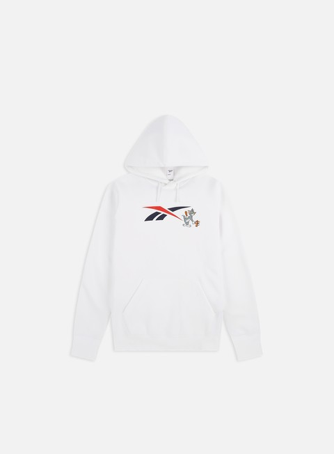 Sale Outlet Hooded Sweatshirts Reebok Tom & Jerry Hoodie