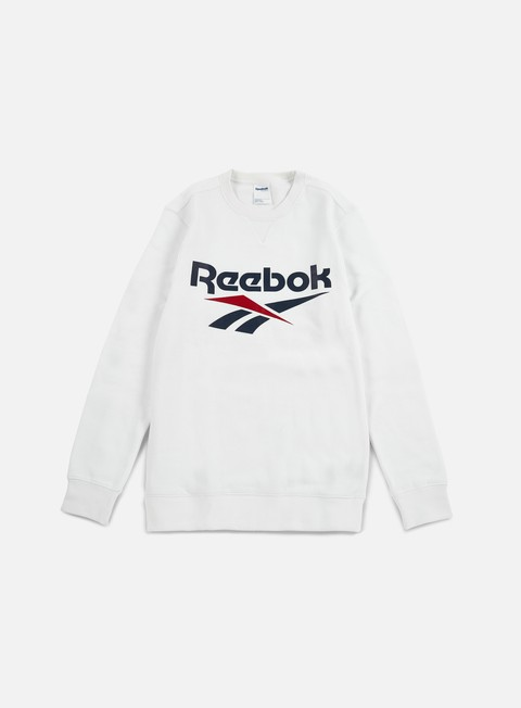 Crewneck Sweatshirts Reebok Vector Crewneck