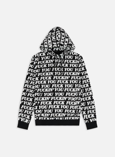 Hooded Sweatshirts Rip N Dip Fuck You Hoodie