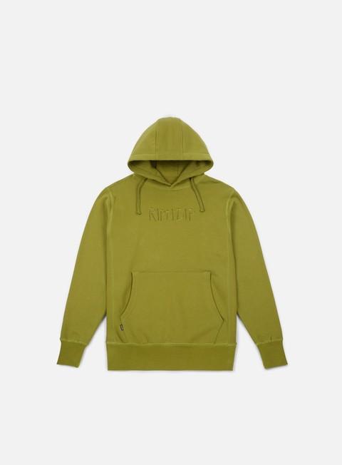 felpe rip n dip logo hoodie olive