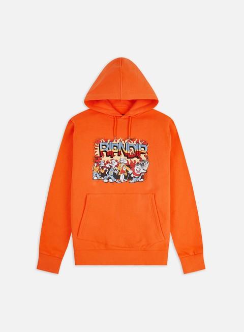 Hooded Sweatshirts Rip N Dip Looney Gang Hoodie