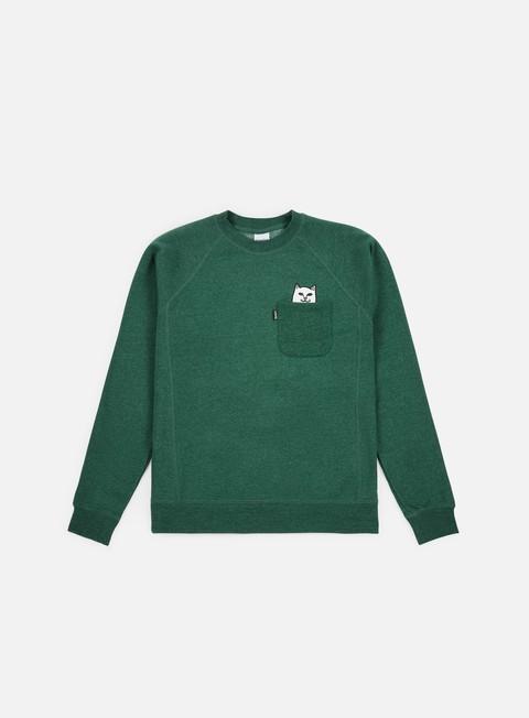 Crewneck Sweatshirts Rip N Dip Lord Nermal Crewneck