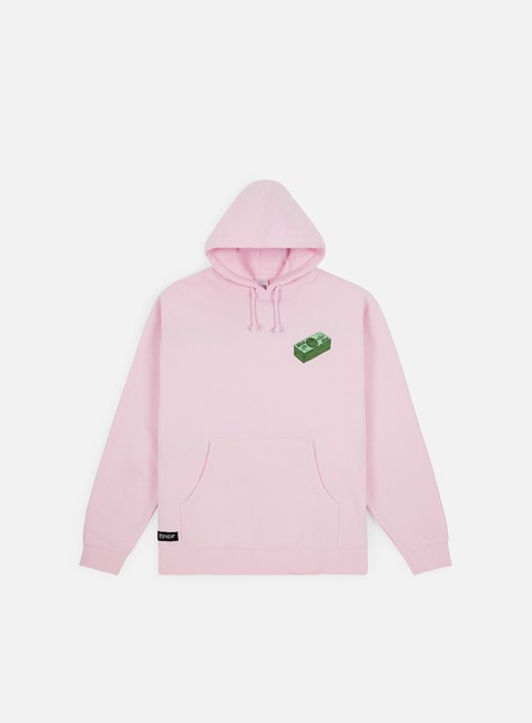 Hooded Sweatshirts Rip N Dip Money Talks Hoodie