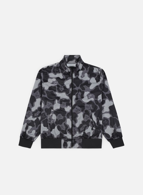 Track Top Rip N Dip Nerm Camo Track Jacket