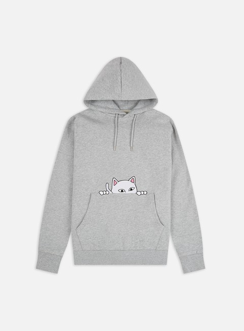 Hooded Sweatshirts Rip N Dip Peeking Nermal Hoodie