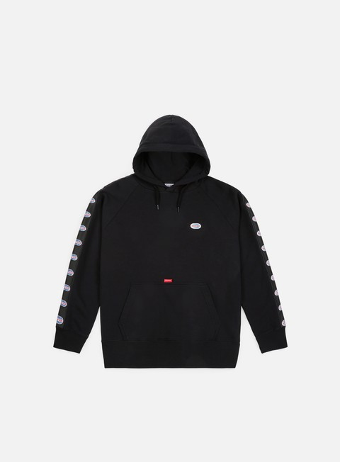 Sale Outlet Hooded Sweatshirts Run'N'Gun Logo Tape Hoodie