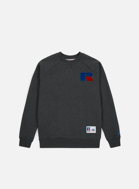 Russell Athletic Gavin Raglan Crewneck